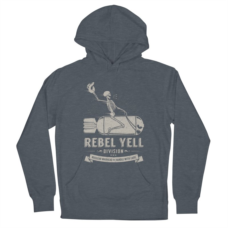 Rebel Yell Men's Pullover Hoody by Gabriel Mihai Artist Shop