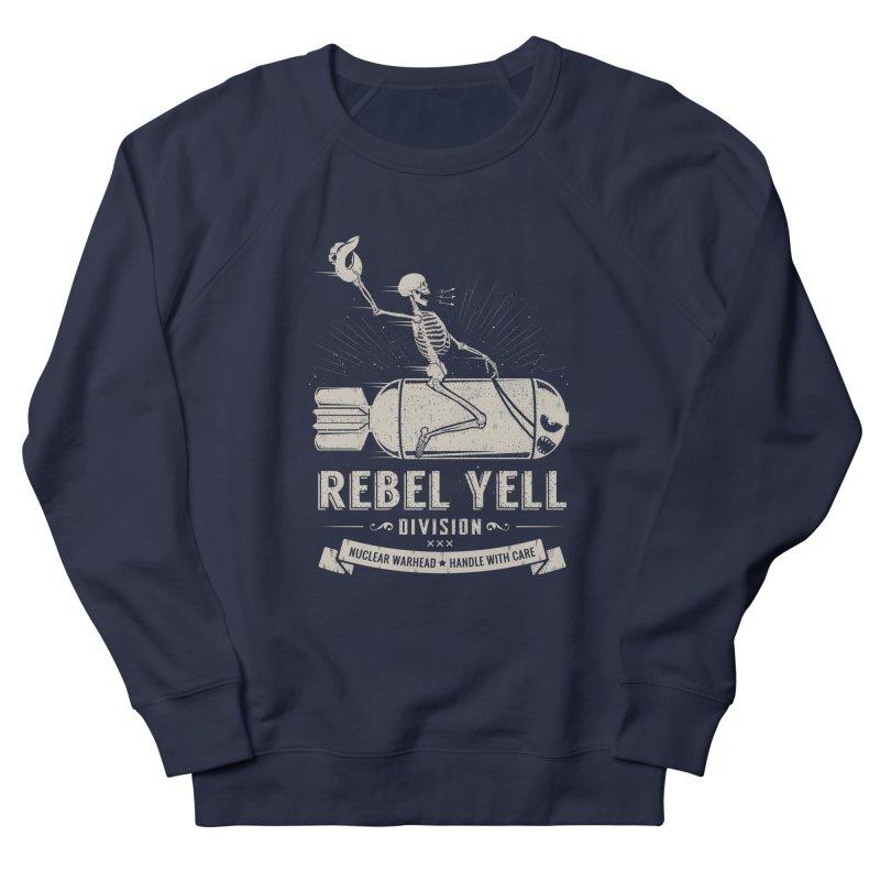 Rebel Yell Women's French Terry Sweatshirt by Gabriel Mihai Artist Shop
