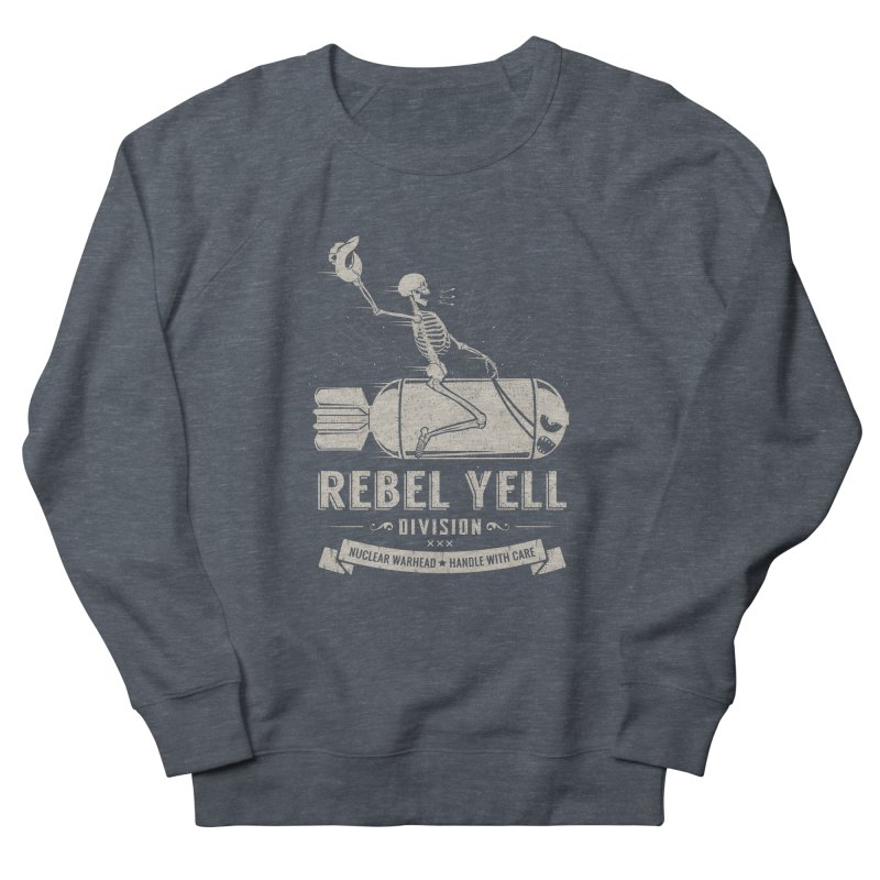 Rebel Yell Men's Sweatshirt by Gabriel Mihai Artist Shop