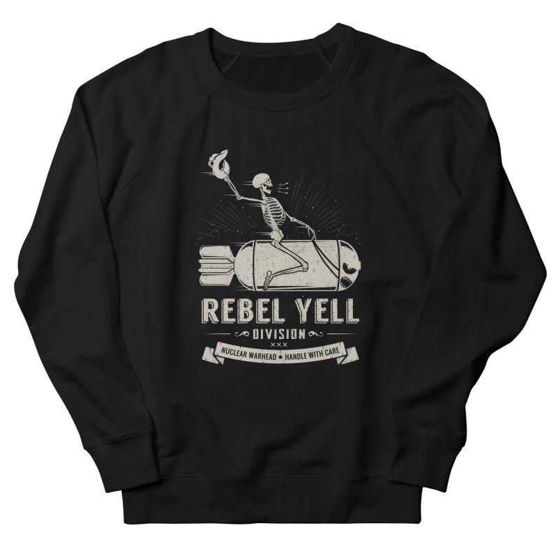 Rebel Yell Men's Sweatshirt by Gabriel Mihai Artist Shop