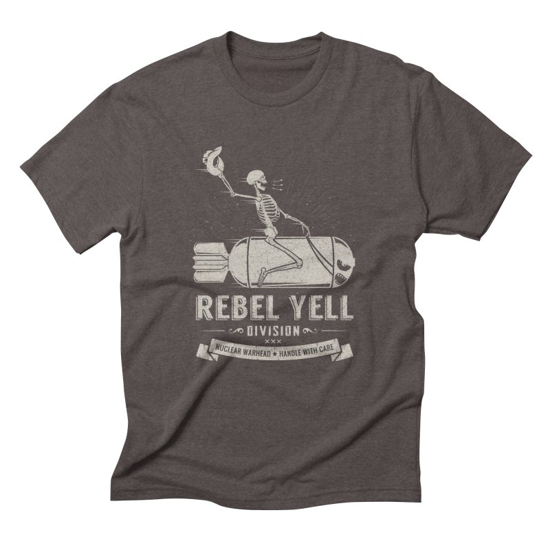 Rebel Yell Men's  by Gabriel Mihai Artist Shop