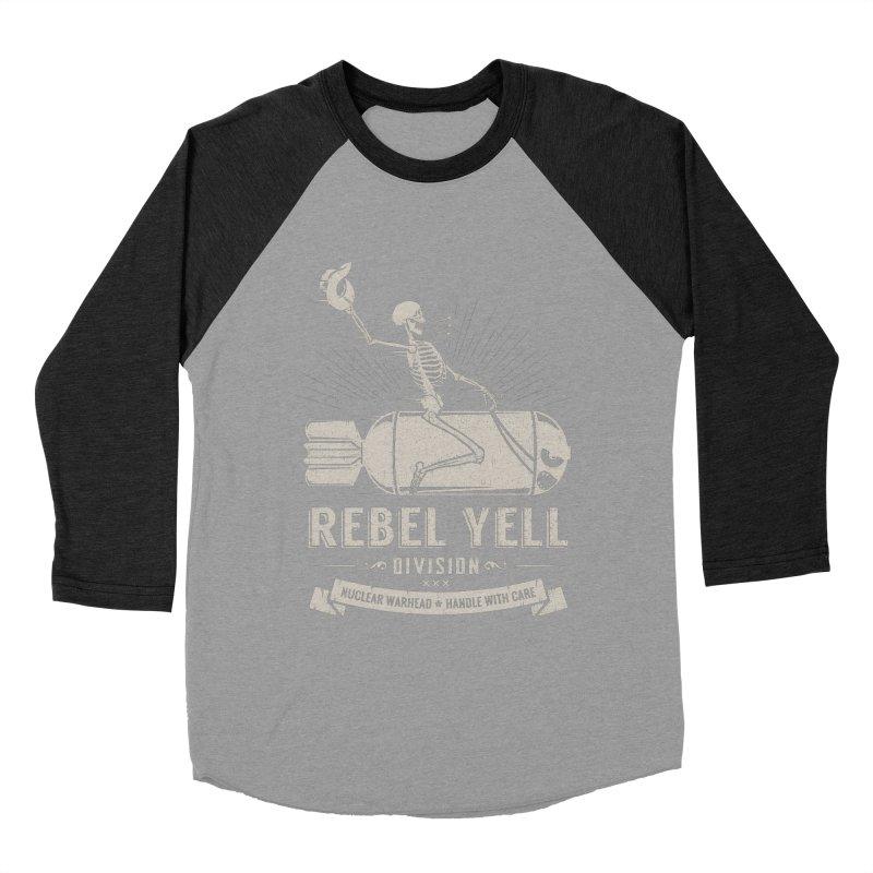 Rebel Yell Women's Baseball Triblend T-Shirt by Gabriel Mihai Artist Shop