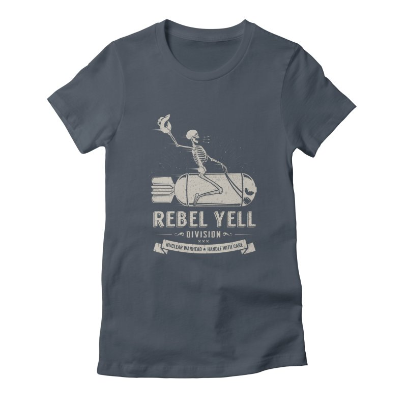 Rebel Yell Women's T-Shirt by Gabriel Mihai Artist Shop