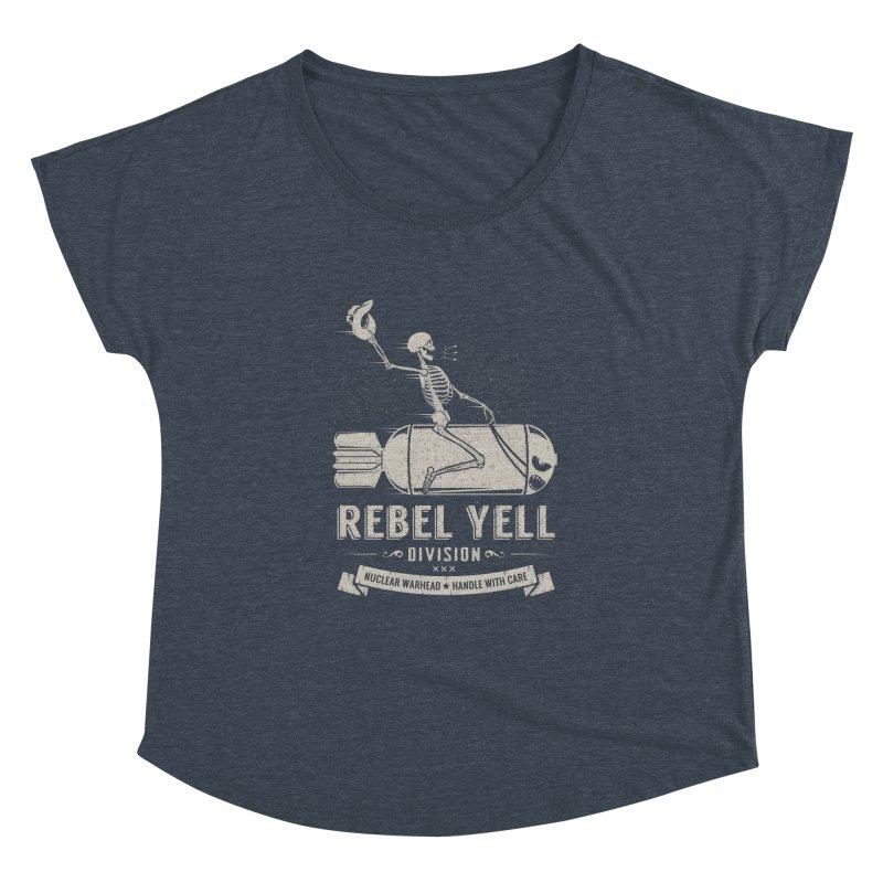Rebel Yell Women's Dolman by Gabriel Mihai Artist Shop
