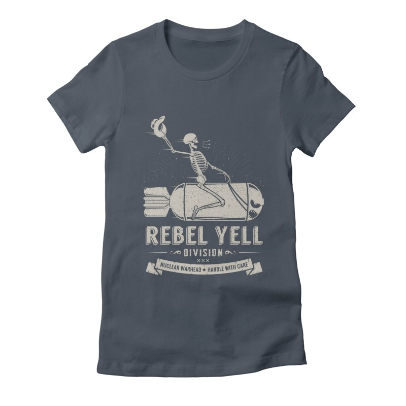 Rebel Yell Women's  by Gabriel Mihai Artist Shop