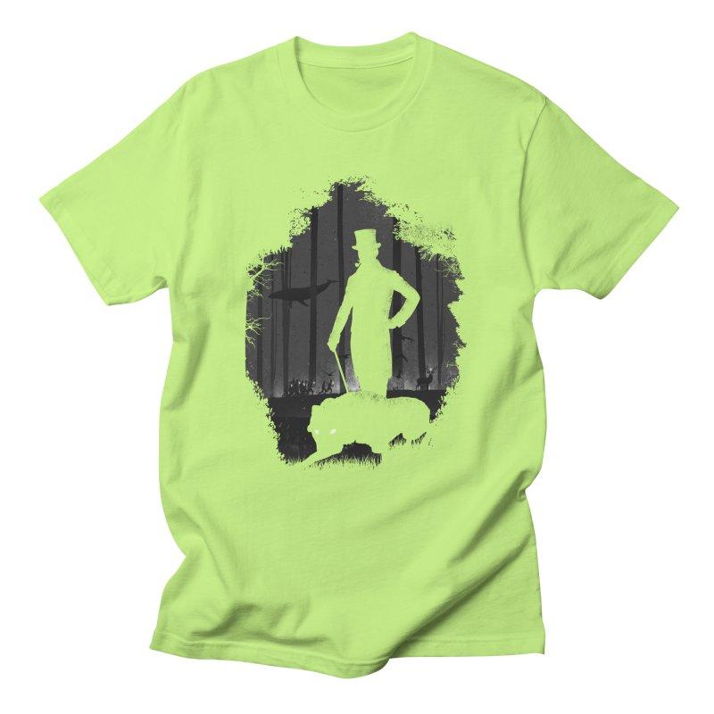 Lucid Dream Men's Regular T-Shirt by Gabriel Mihai Artist Shop