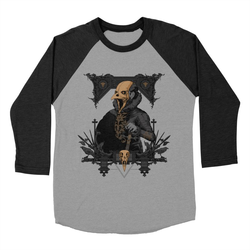 Raven Lord Men's Longsleeve T-Shirt by Gabriel Mihai Artist Shop
