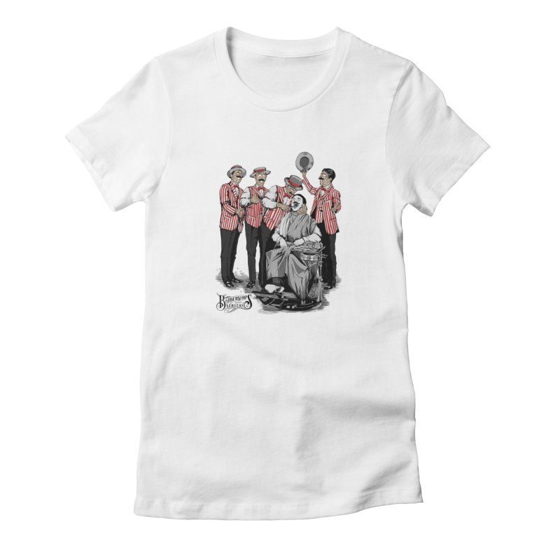 Barbershop Quartet Surgeons Women's T-Shirt by Gabriel Mihai Artist Shop