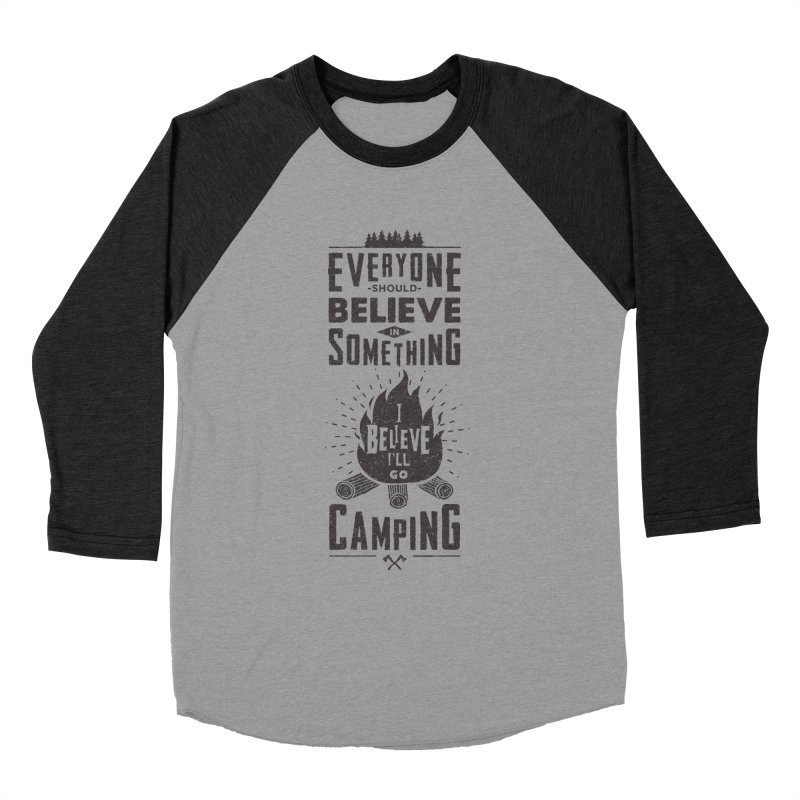 Camping Men's Longsleeve T-Shirt by Gabriel Mihai Artist Shop