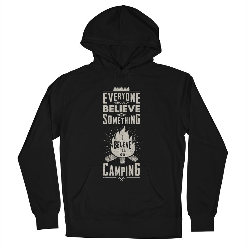 Camping v2 Women's Pullover Hoody by Gabriel Mihai Artist Shop
