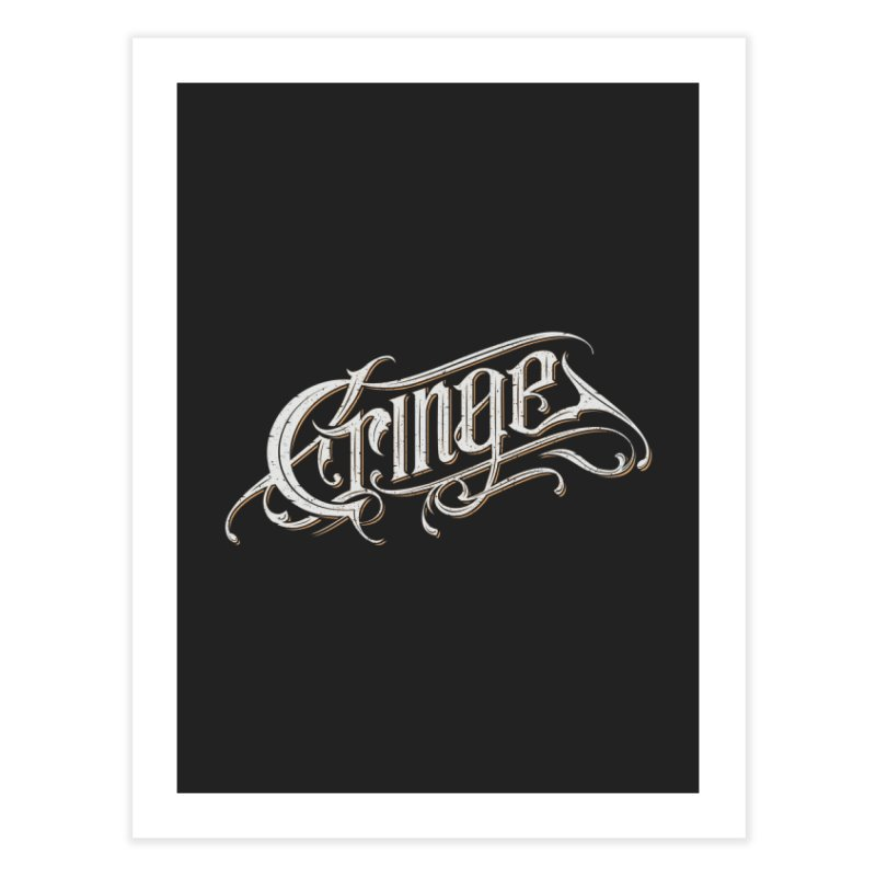 Cringe Home Fine Art Print by Gabriel Mihai Artist Shop