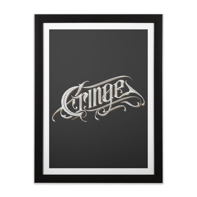 Cringe Home Framed Fine Art Print by Gabriel Mihai Artist Shop