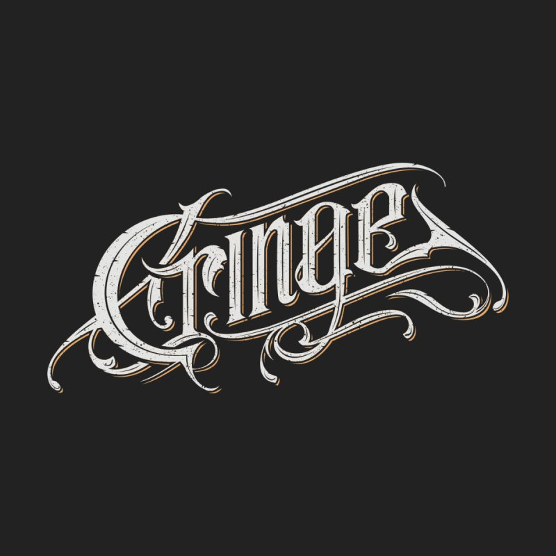 Cringe Men's Tank by Gabriel Mihai Artist Shop