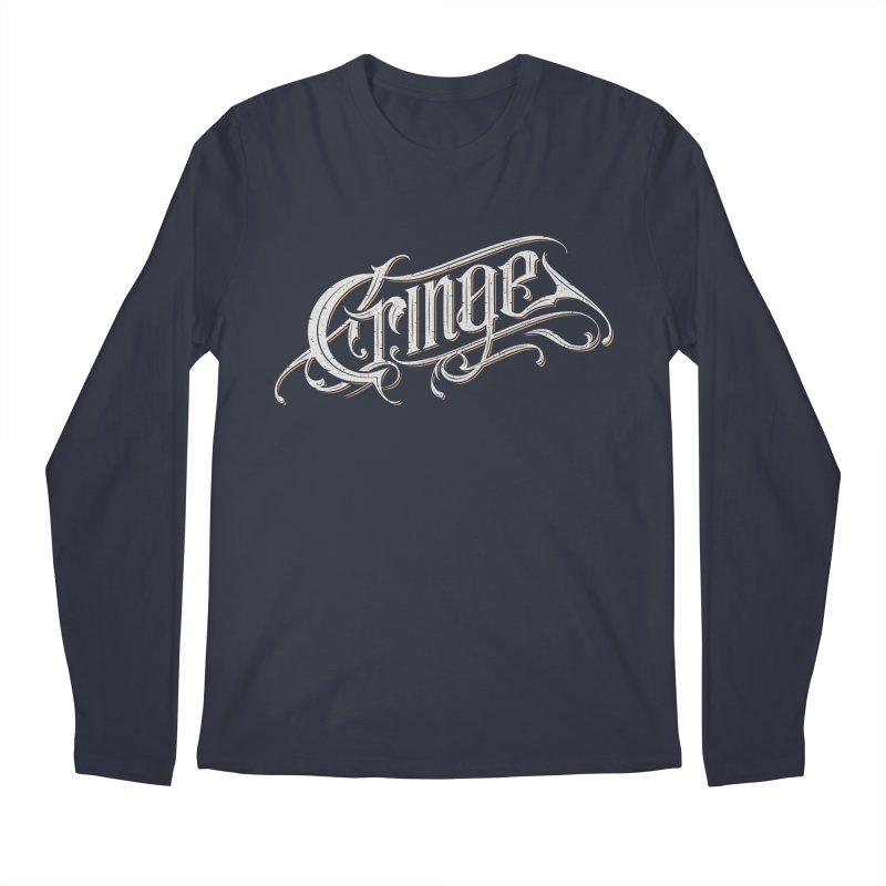 Cringe Men's Longsleeve T-Shirt by Gabriel Mihai Artist Shop