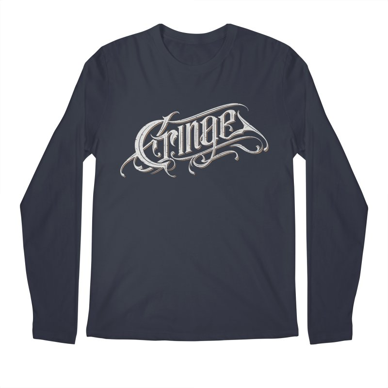 Cringe Men's Regular Longsleeve T-Shirt by Gabriel Mihai Artist Shop