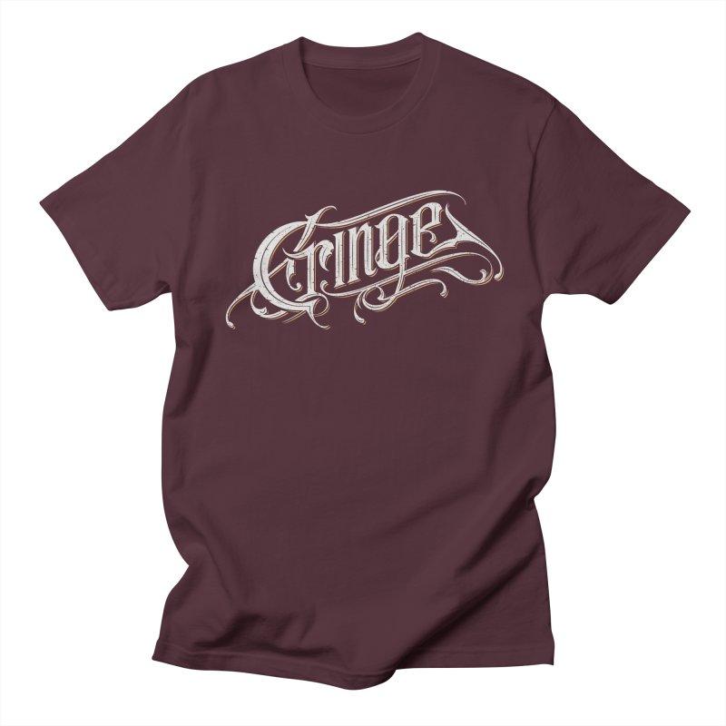 Cringe Men's T-shirt by Gabriel Mihai Artist Shop