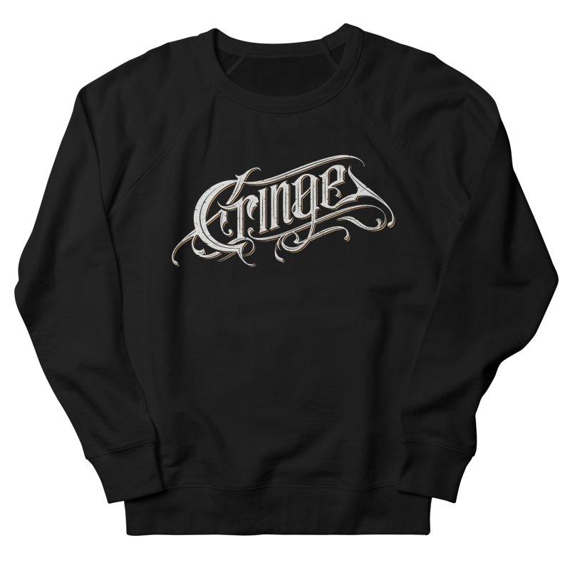 Cringe Women's French Terry Sweatshirt by Gabriel Mihai Artist Shop