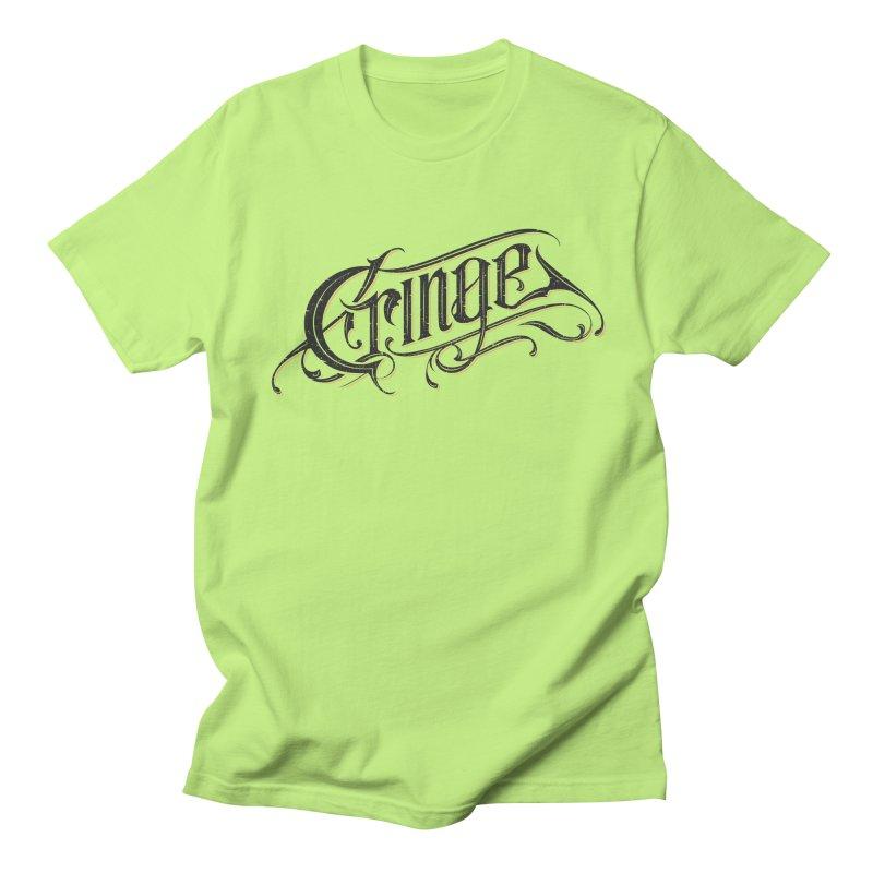 Cringe v.2 Men's Regular T-Shirt by Gabriel Mihai Artist Shop