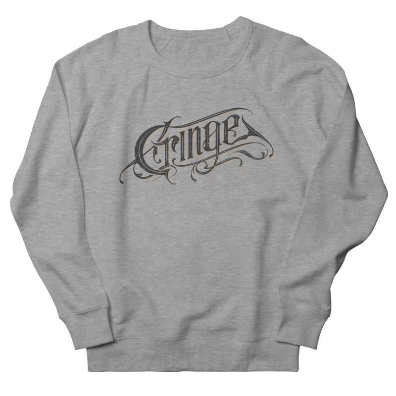 Cringe v.2 Women's Sweatshirt by Gabriel Mihai Artist Shop