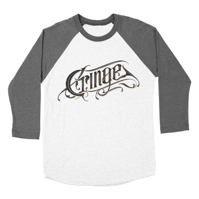 Cringe v.2 Women's Baseball Triblend Longsleeve T-Shirt by Gabriel Mihai Artist Shop