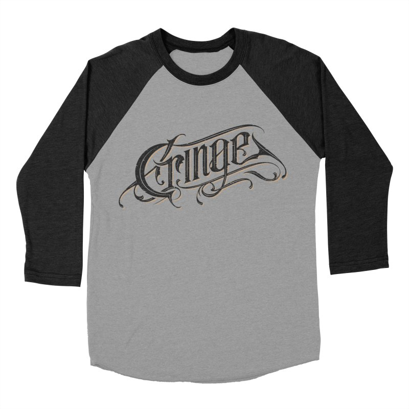 Cringe v.2 Men's Baseball Triblend Longsleeve T-Shirt by Gabriel Mihai Artist Shop