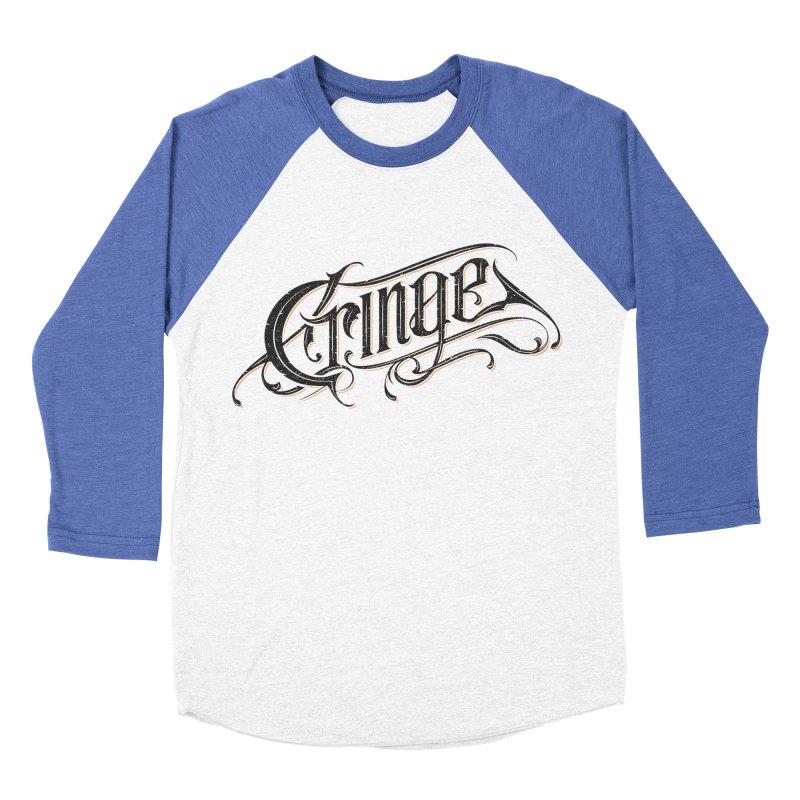 Cringe v.2 Men's Baseball Triblend T-Shirt by Gabriel Mihai Artist Shop