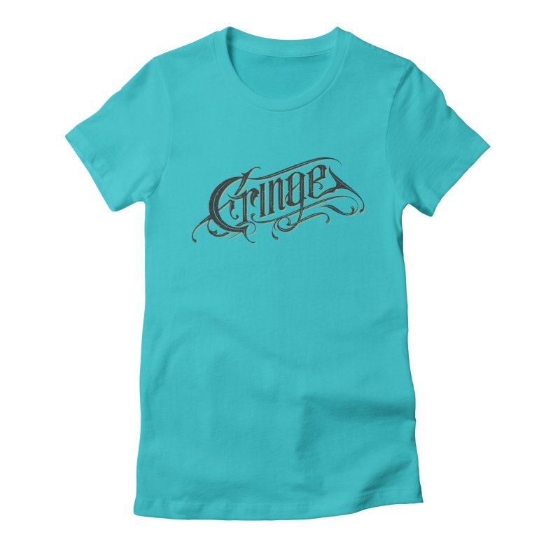 Cringe v.2 Women's T-Shirt by Gabriel Mihai Artist Shop