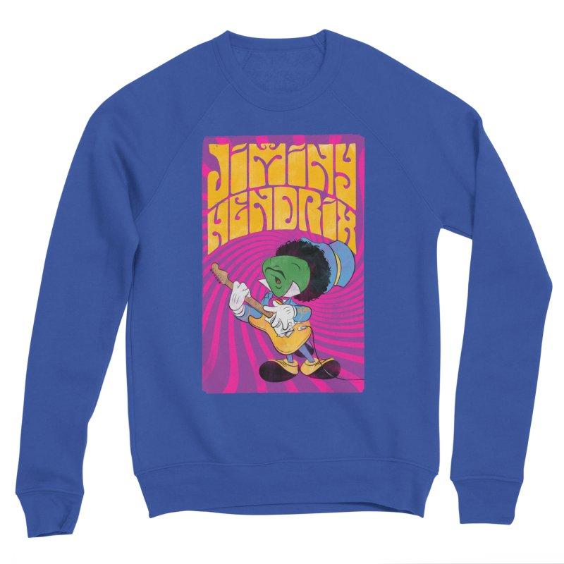 Jiminy Hendrix Women's Sweatshirt by Snapcracklepop's Artist Shop