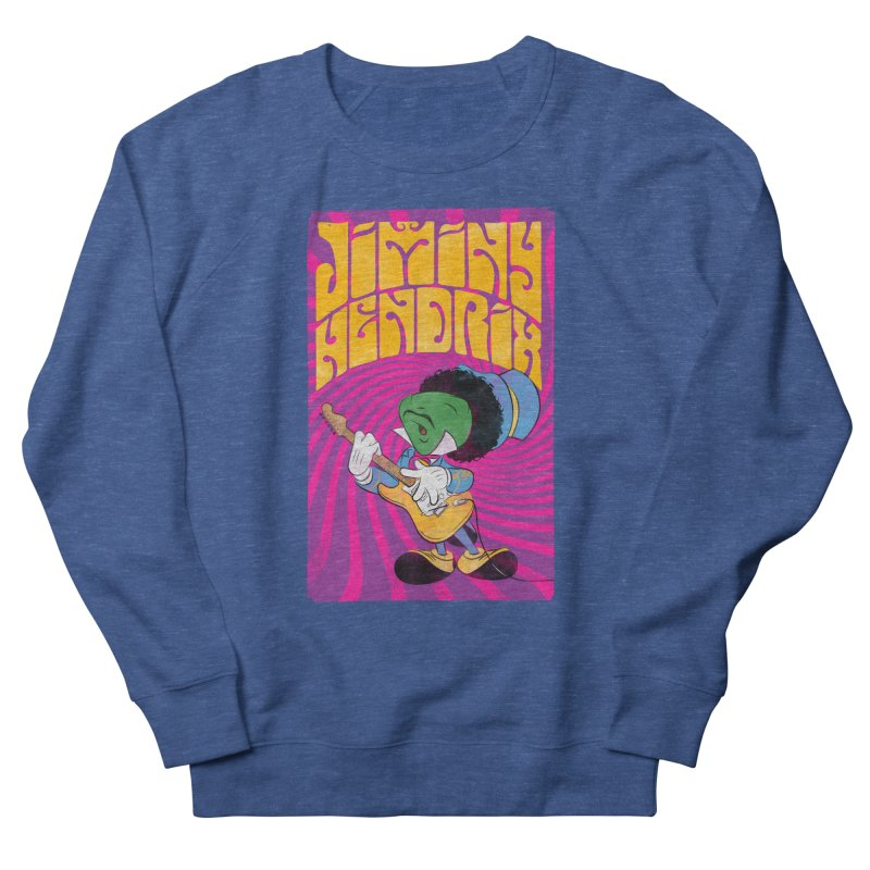 Jiminy Hendrix Men's Sweatshirt by Snapcracklepop's Artist Shop