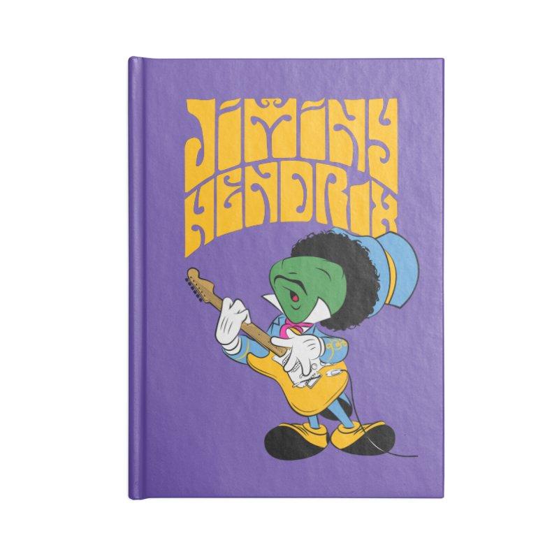 Jiminy Hendrix no background Accessories Notebook by Snapcracklepop's Artist Shop