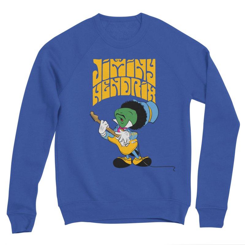 Jiminy Hendrix no background Women's Sweatshirt by Snapcracklepop's Artist Shop