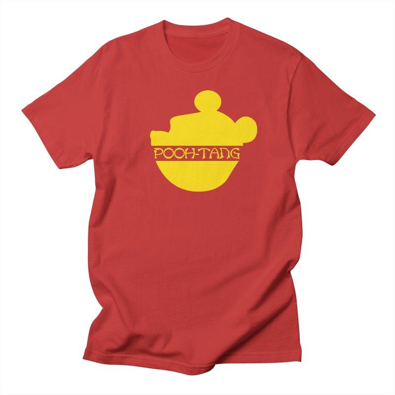 POOH-TANG Men's T-Shirt by Snapcracklepop's Artist Shop