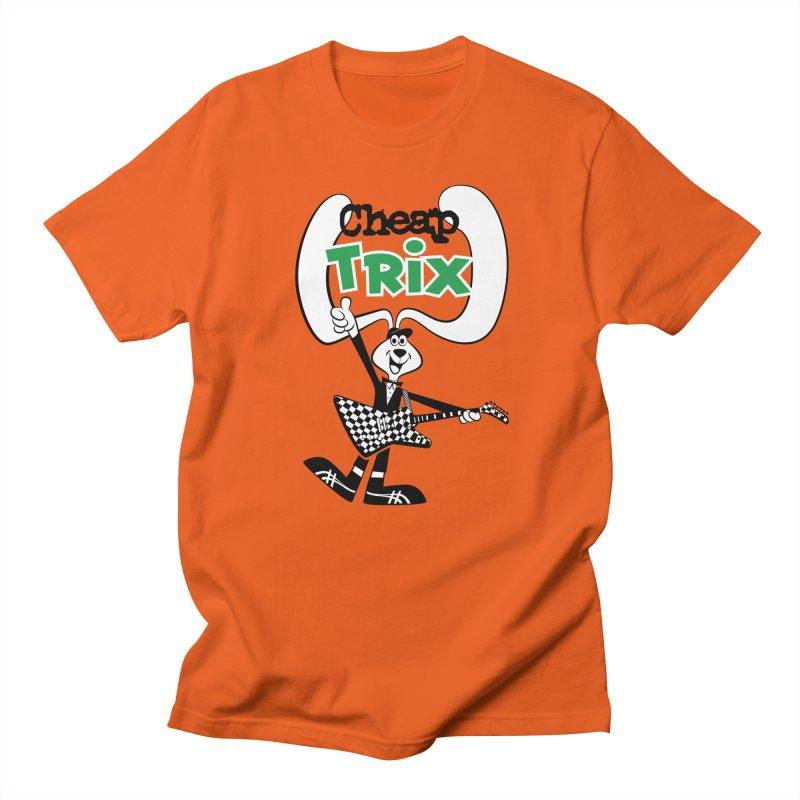 Cheap Trix Men's T-Shirt by Snapcracklepop's Artist Shop