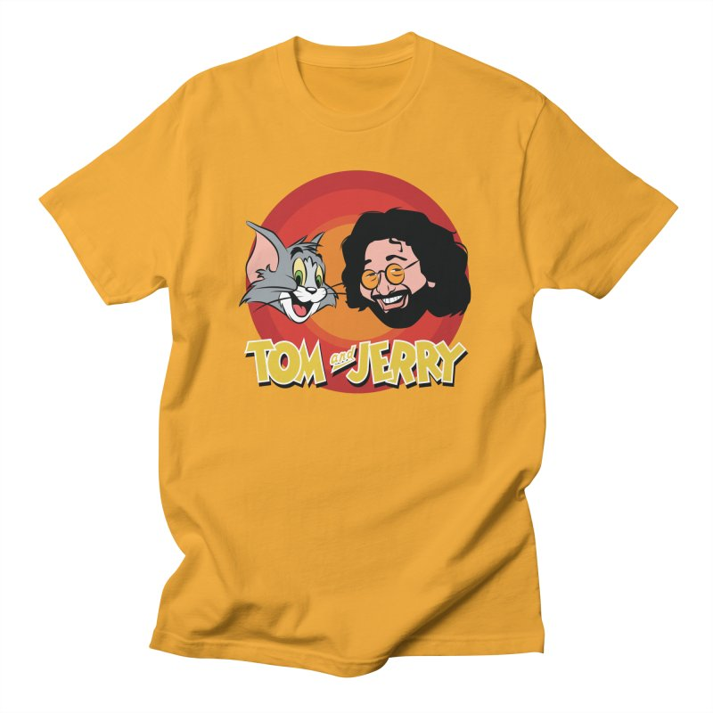 Tom & Jerry Men's T-Shirt by Snapcracklepop's Artist Shop
