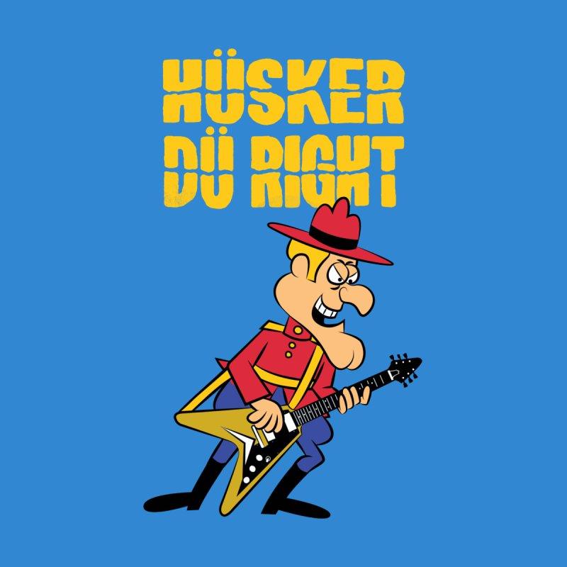 Hüsker Dü Right (no background) Men's Sweatshirt by Snapcracklepop's Artist Shop