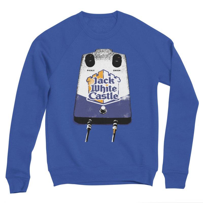 Jack White Castle Women's Sweatshirt by Snapcracklepop's Artist Shop