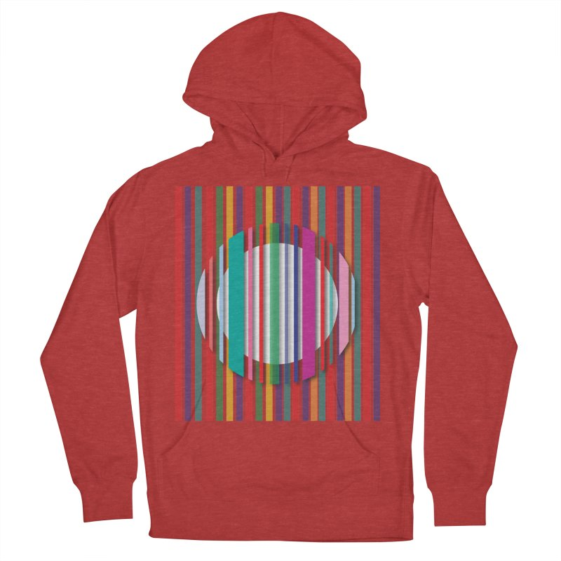 Abstract_with_stripes Women's Pullover Hoody by snapdragon64's Shop