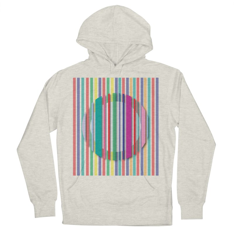 Abstract_with_stripes Men's Pullover Hoody by snapdragon64's Shop