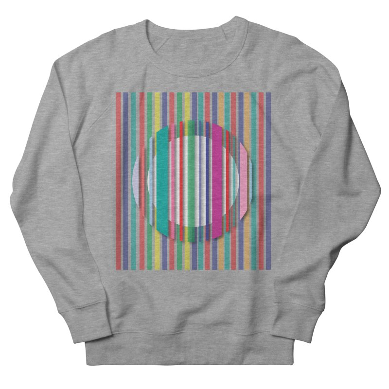 Abstract_with_stripes Men's Sweatshirt by snapdragon64's Shop