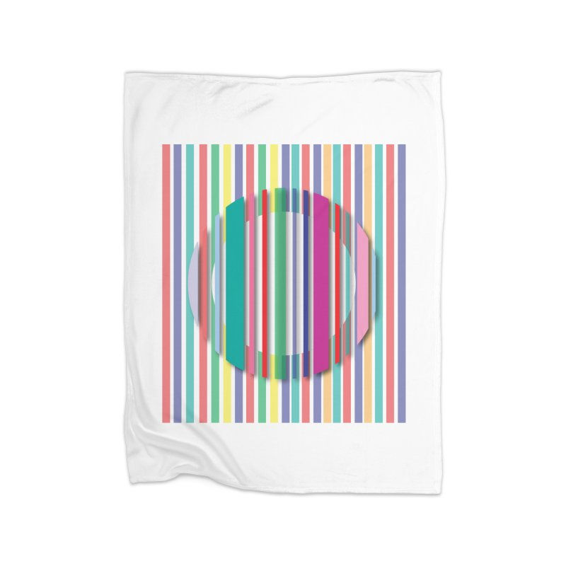 Abstract_with_stripes Home Blanket by snapdragon64's Shop