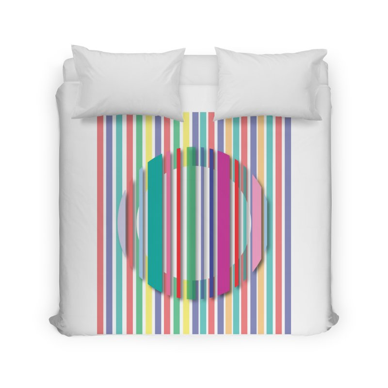 Abstract_with_stripes Home Duvet by snapdragon64's Shop