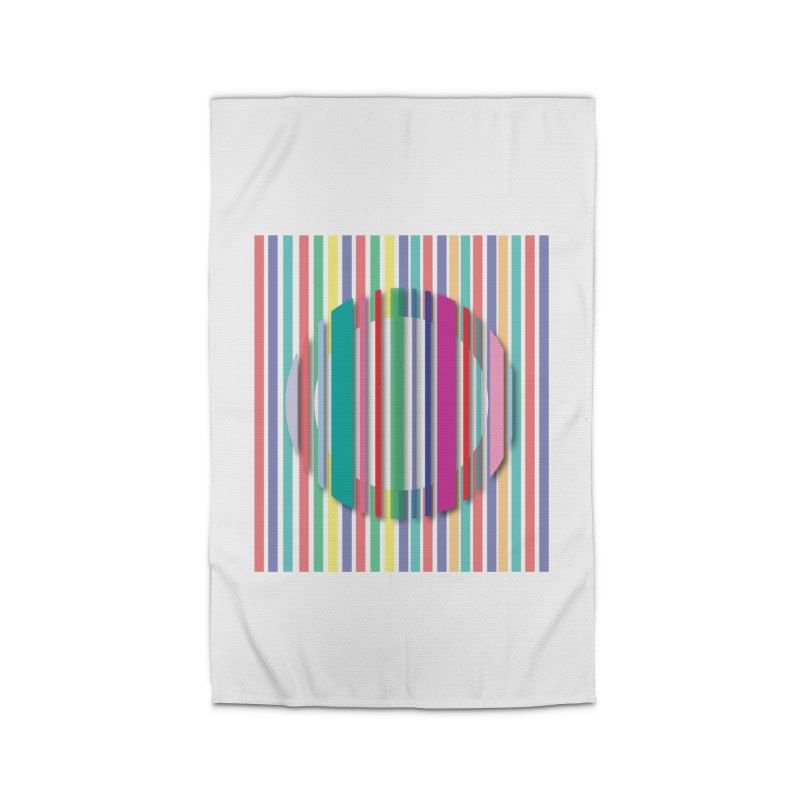 Abstract_with_stripes Home Rug by snapdragon64's Shop