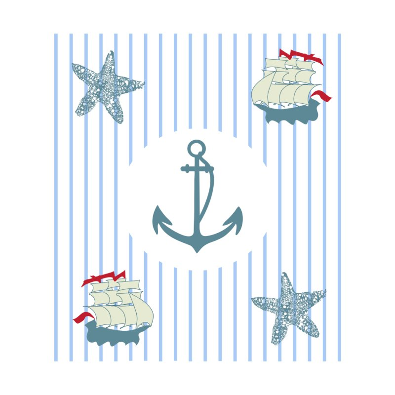 Nautical Women's T-Shirt by snapdragon64's Shop