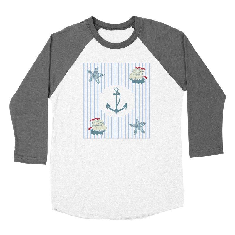 Nautical Women's Longsleeve T-Shirt by snapdragon64's Shop