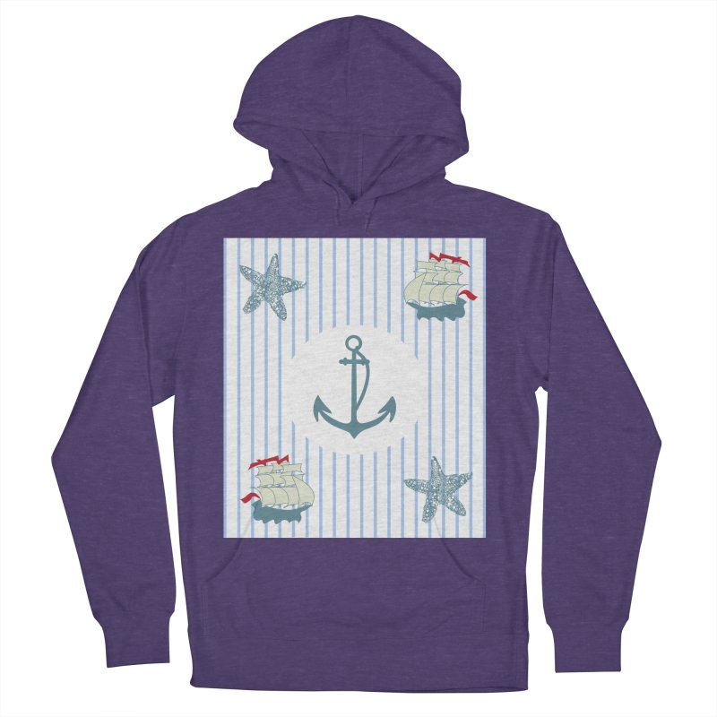 Nautical Women's Pullover Hoody by snapdragon64's Shop