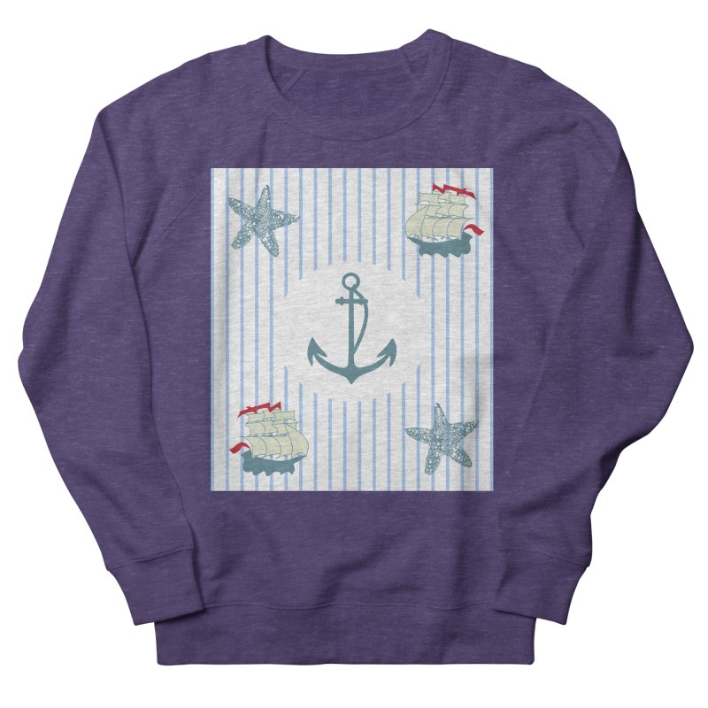 Nautical Women's Sweatshirt by snapdragon64's Shop