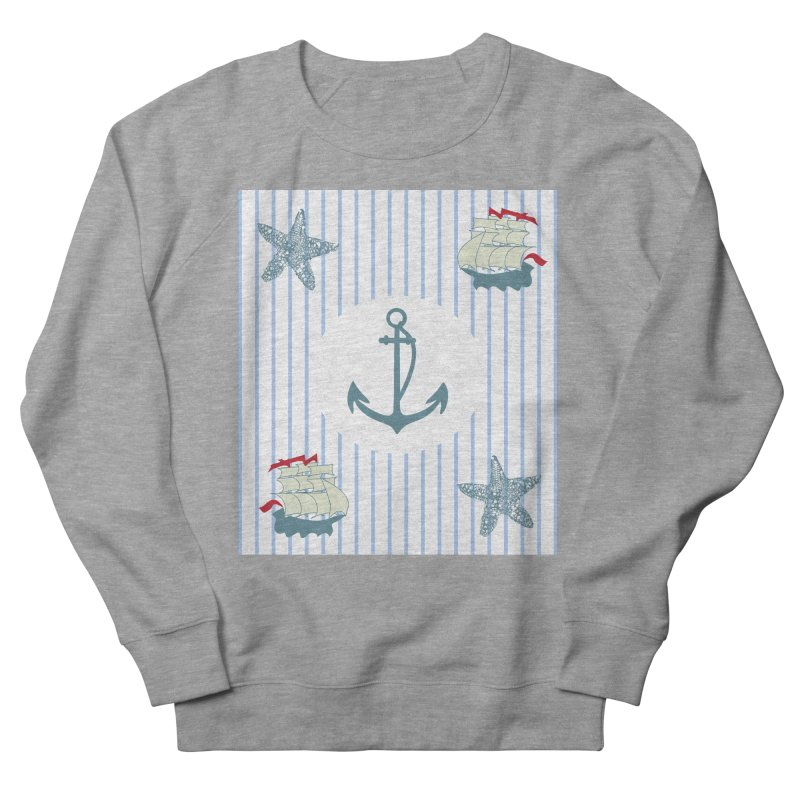 Nautical Men's Sweatshirt by snapdragon64's Shop