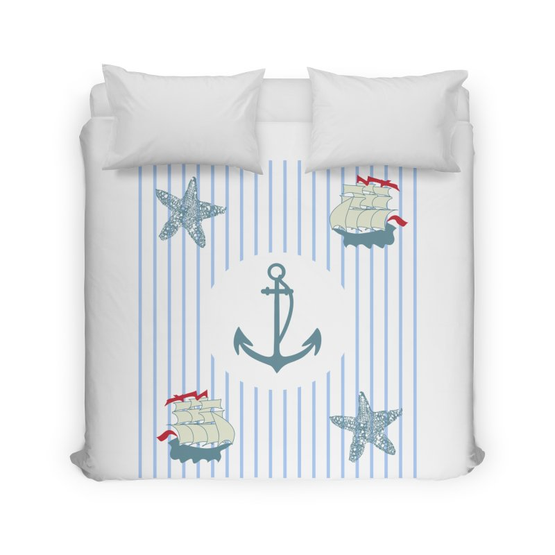 Nautical Home Duvet by snapdragon64's Shop
