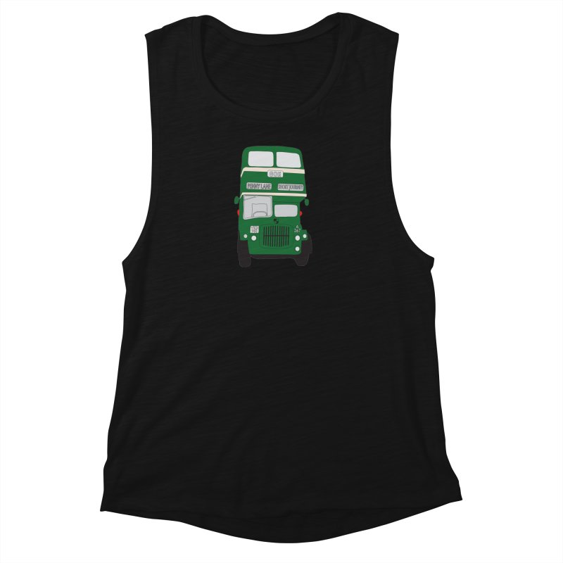 Penny Lane Liverpool bus Women's Tank by snapdragon64's Shop