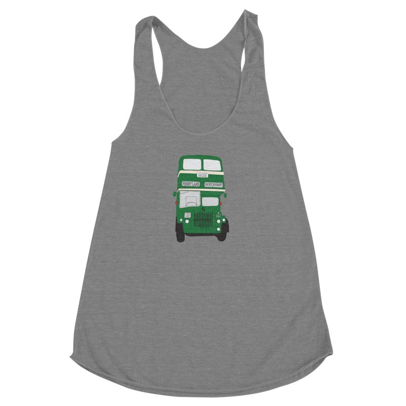 Penny Lane Liverpool bus Women's Tank by snapdragon64's Shop
